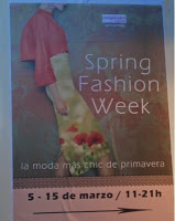 Spring Fashion Week #LivingMadridPopUp