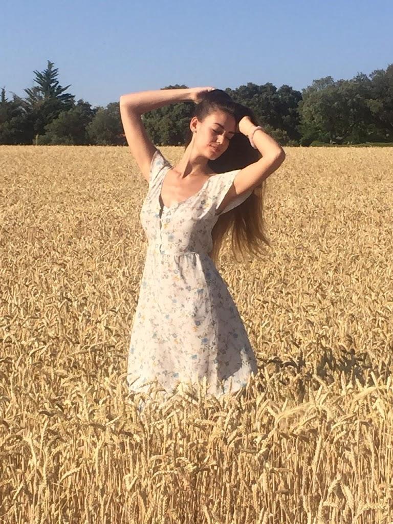Aires Románticos: Vestidos Largos