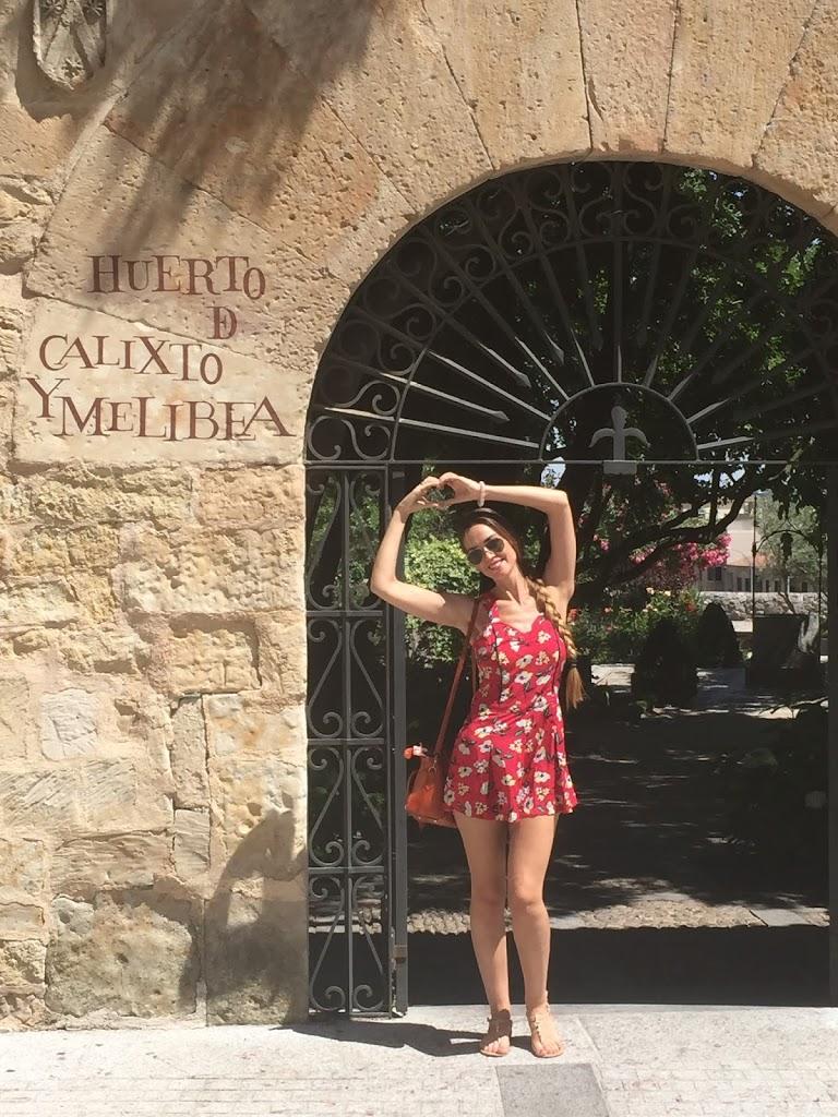 Visita A Mi Tierra Natal: Salamanca